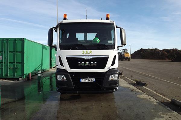 SEP, camion normes Euro 6