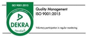 SEP Environnement certifié ISO 9001:2015